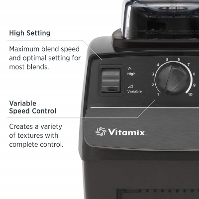 Vitamix 5200 blender variable speed
