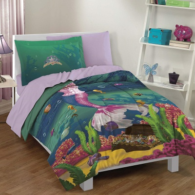 dream big kids' bedding princess set