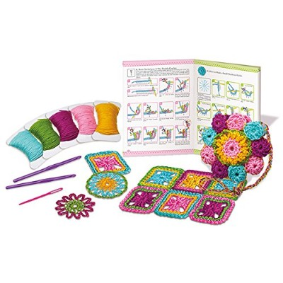 4M Easy-to-Do Crochet Kit