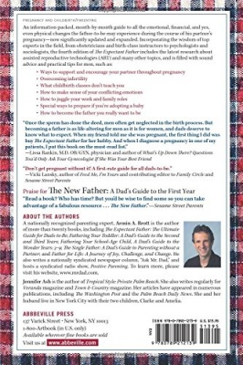 the expectant father book on fatherhood author