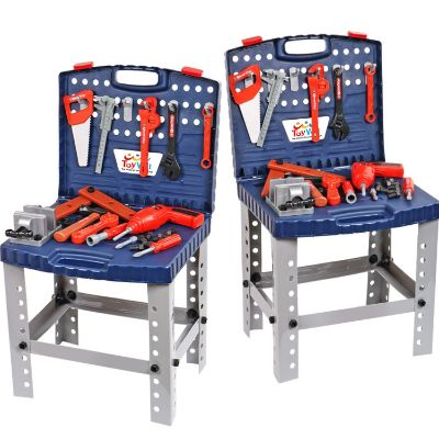 Strange Best Tool Set Workbench For Kids Rated In 2019 Borncute Com Creativecarmelina Interior Chair Design Creativecarmelinacom