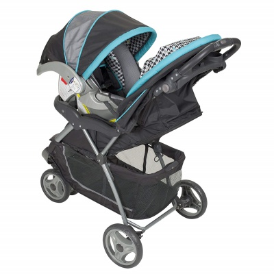 baby trend EZ ride travel system convertible