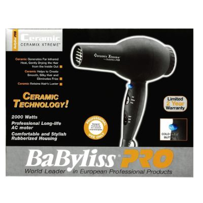 BaBylissPRO Porcelain Ceramic Dryer
