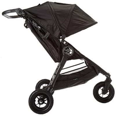 Baby Jogger 2016 City Mini side view