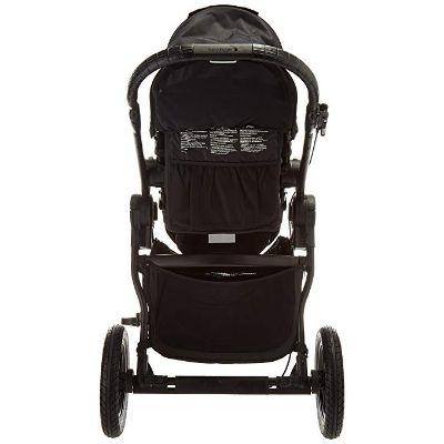 Baby Jogger City Select Single front view