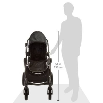 Baby Jogger City Select Single dimensions