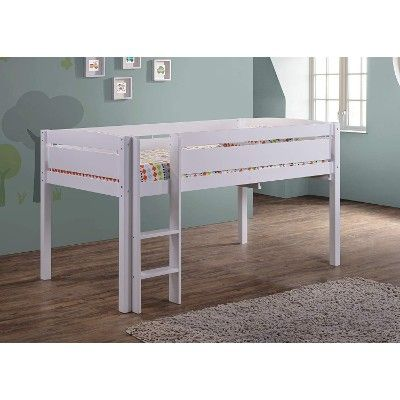 canwood whistler junior bunk and loft bed for kids room