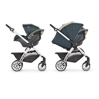 Chicco Bravo Trio Travel System cover