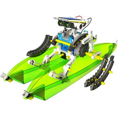 Stem Genius Vehicle Robot Kit