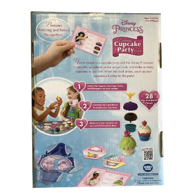 Disney Princess Enchanted Cupcake Party Game for girl