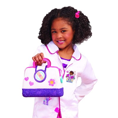 doc mcStuffins hospital bag set kids doctors kit kid playing