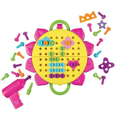 Drill Flower Power Studio toys