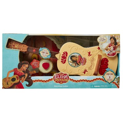 elena of avalor disney storytime kids guitar box