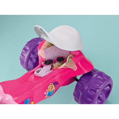 Fisher-Price Barbie Tough Tricycle