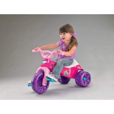 Fisher-Price Barbie Tough kids Tricycle
