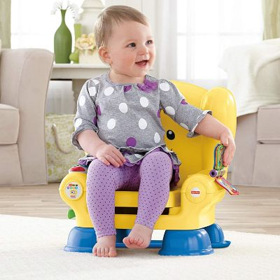 Laugh & Learn Smart Stages Chair gift idea for 1 year old baby girl