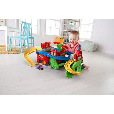 Fisher-Price Little People Sit 'n Stand gift options for 3 year old boy