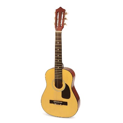 hohner HAG250P 1/2 sized classical kids guitar view