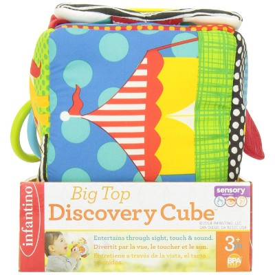 big top discovery development activity cube design