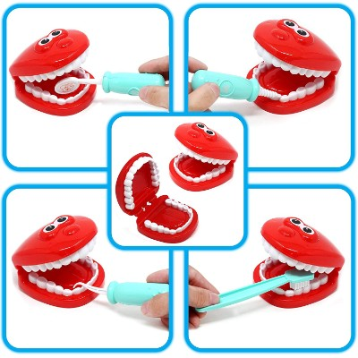 joyin 31 pieces dentist kids doctors kit mouth