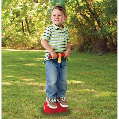 Kidoozie Foam Pogo Jumper gifts for four year old boy