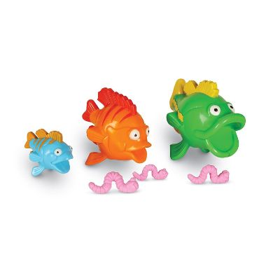 Learning Resources Fishing toys