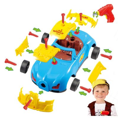 Liberty Imports Kids Take Apart Vehicle set