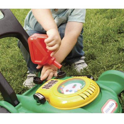 Little Tikes Gas 'n Go Mower set