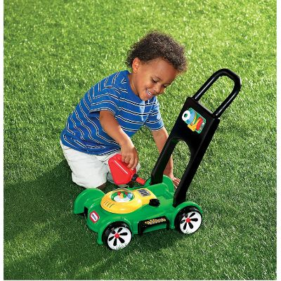 Little Tikes Gas 'n Go Mower toys