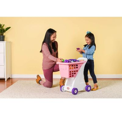 Little Tikes Shopping Cart set
