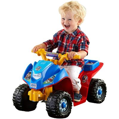 power wheels nickelodeon PAW patrol electric cars for kids riding