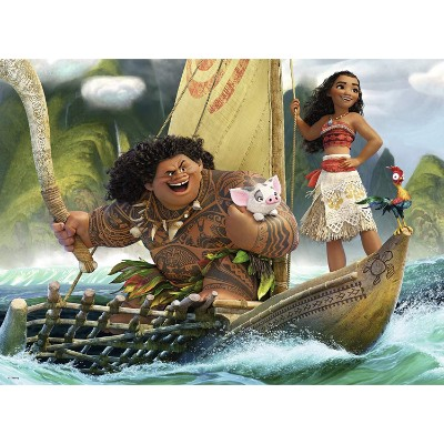 ravensburger disney moana jigsaw puzzle for kids image
