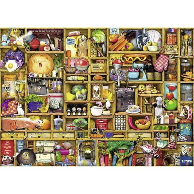 kitchen cupboard 1,000 pieces jigsaw puzzle for kids picture