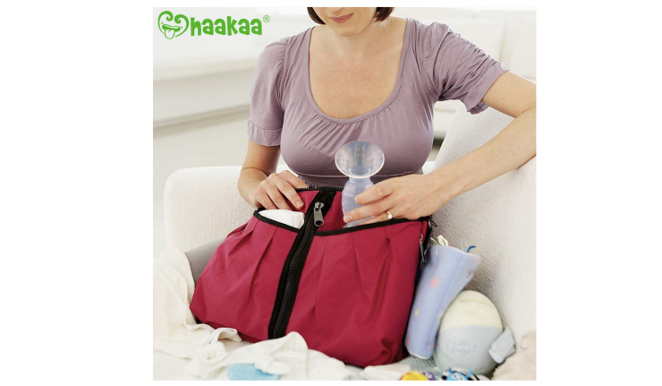 The Haakaa Silicone Breast Pump is extremely soft.