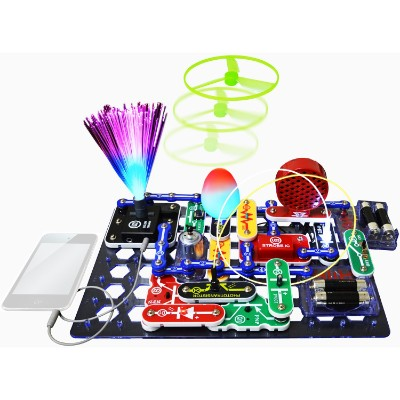 lights electronics discovery set science toy for kids pieces