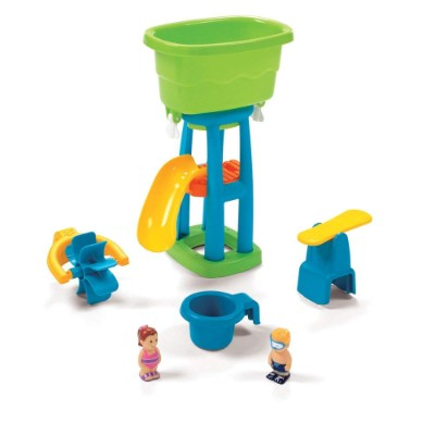 step2 big splash waterpark water & sand table for kids and toddlers toys