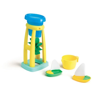 step2 waterWheel activity play water & sand table for kids and toddlers toys