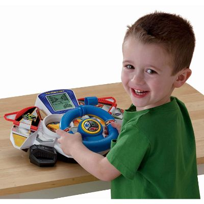 VTech 3-in-1 Race and Learn set
