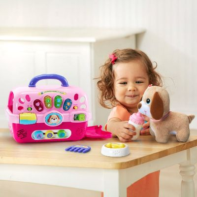 VTech Care for Me Learning Carrier toy set for kids