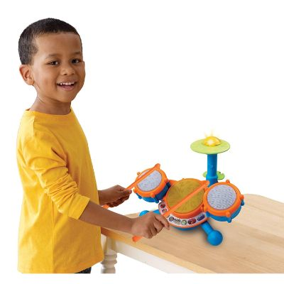 VTech KidiBeats Drum Set for kids
