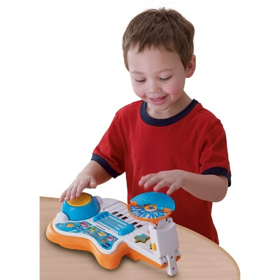 vTech strum and jam kids guitar boy playing