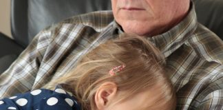 Here's what caring about the elderly can teach your children.