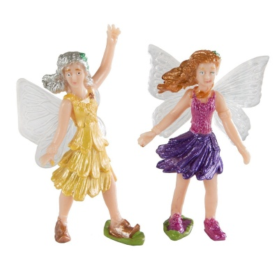 fairy fantasies figurines duo toys that start with f