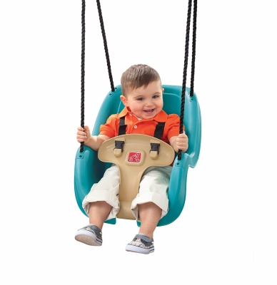 step2 toy infant to toddler swing set kid