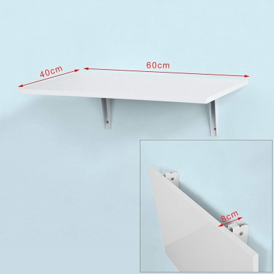 haotian wall-mounted kids desk size