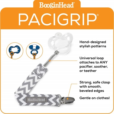 BooginHead PaciGrip Features