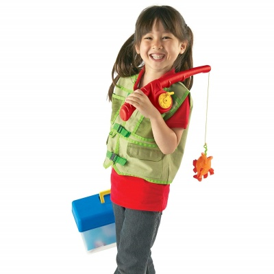 learning resources toy fishing set kid
