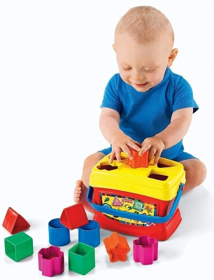 fisher-price rock-a-stack and baby's 1st blocks bundle pieces