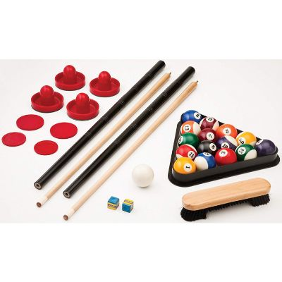 fat cat original 3-in-1 air hockey table pieces