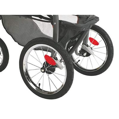 graco fastAction jogger travel system wheels